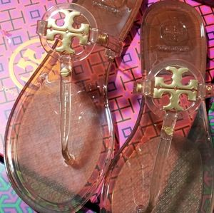 Brand new authentic Tory Burch Miller sandals